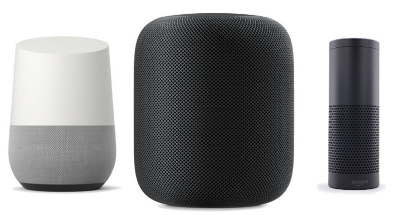 Apple Home-Pod vs Amazon Echo vs Google Home: How Business can leverage their capabilities