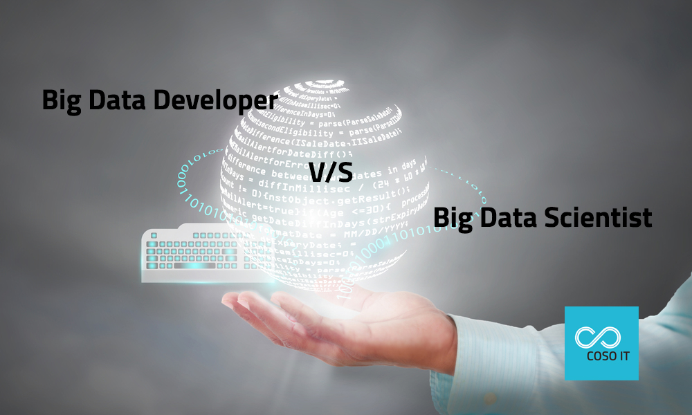 Big Data Developer V/S Big Data Scientist