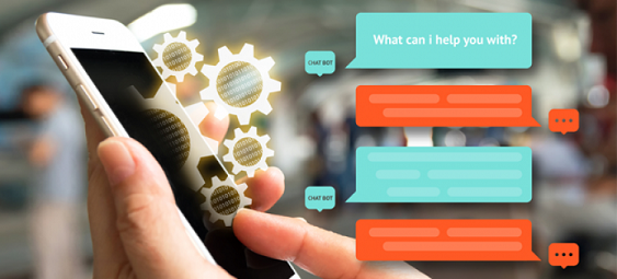 Chatbots for customer service sectors for Sales, Accounts and Communication