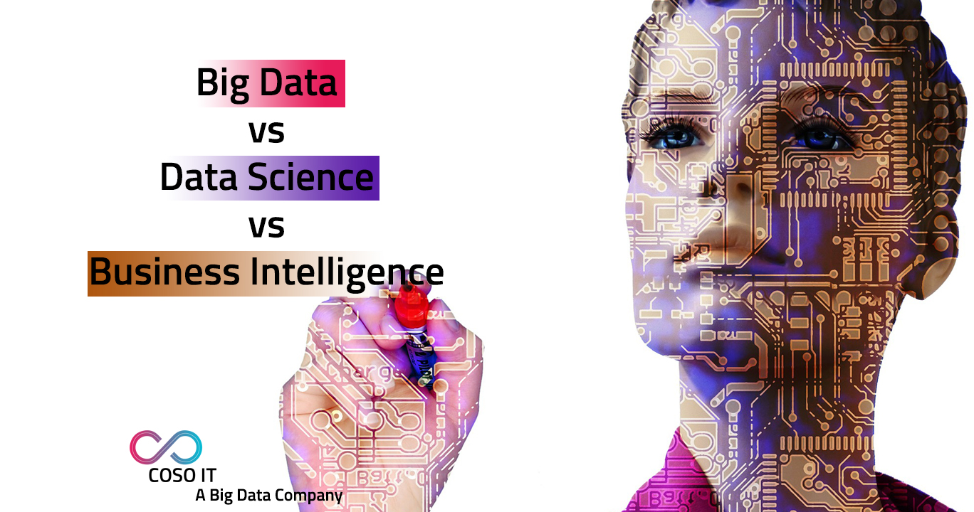 Difference in Big Data, Data Mining and Business Intelligence