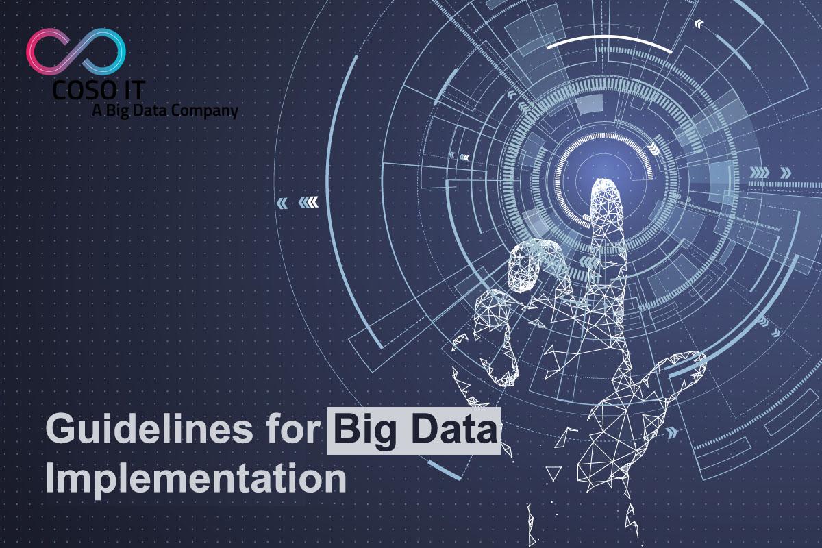 Guidelines for Big Data Implementation!
