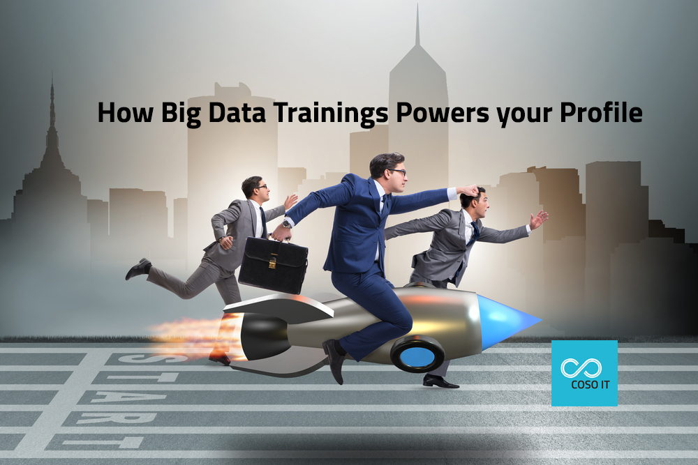Give your career a boost with Big Data Trainings
