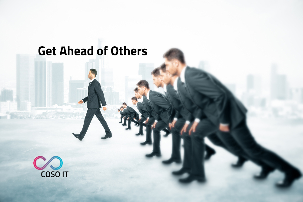Get ahead of others at workplace