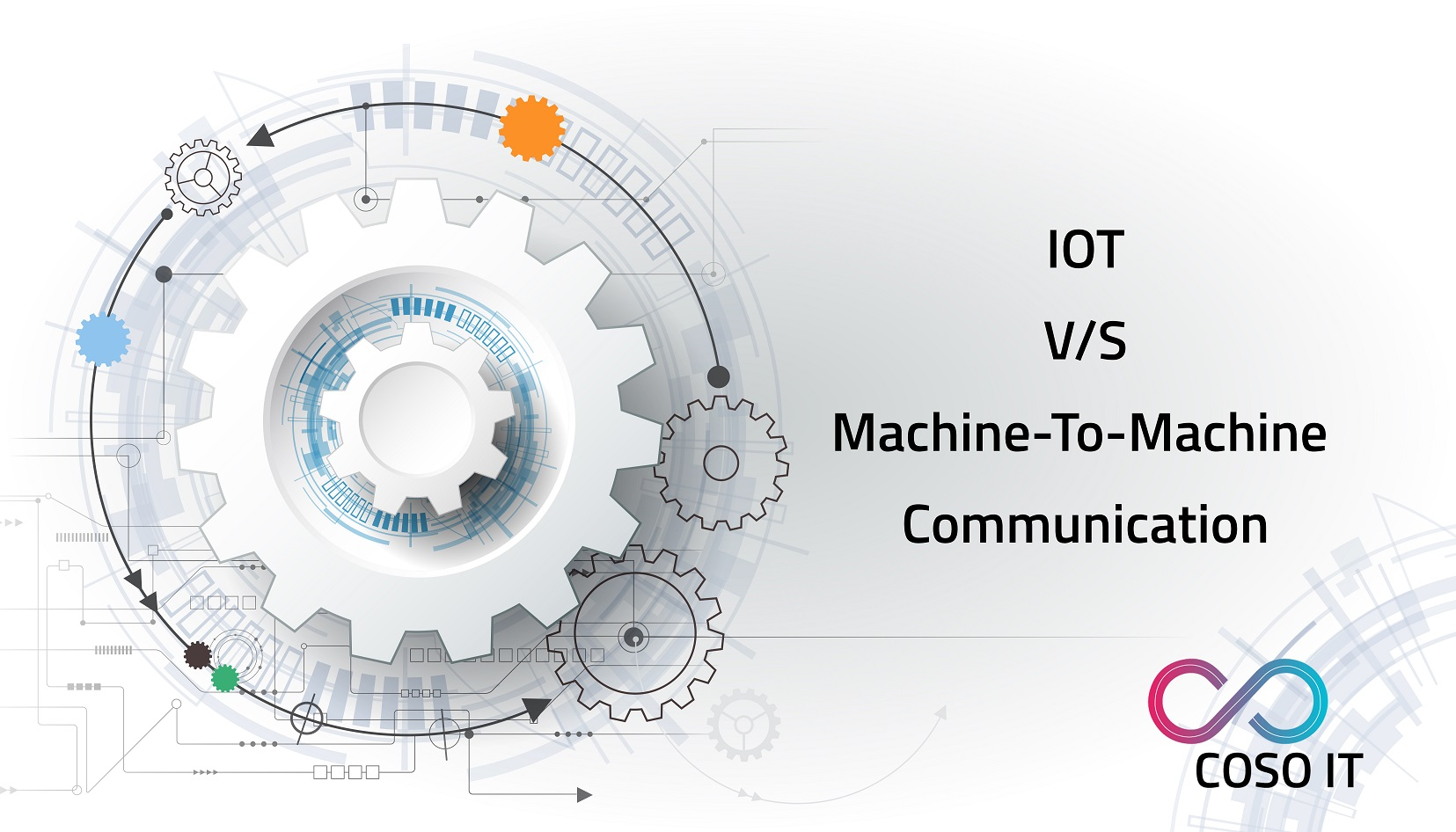 IoT Vs Machine-to-Machine Communication: Comparing The Key Aspects