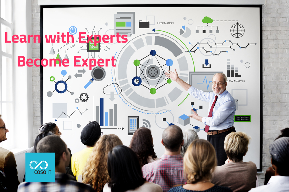 Become expert of Big Data with us