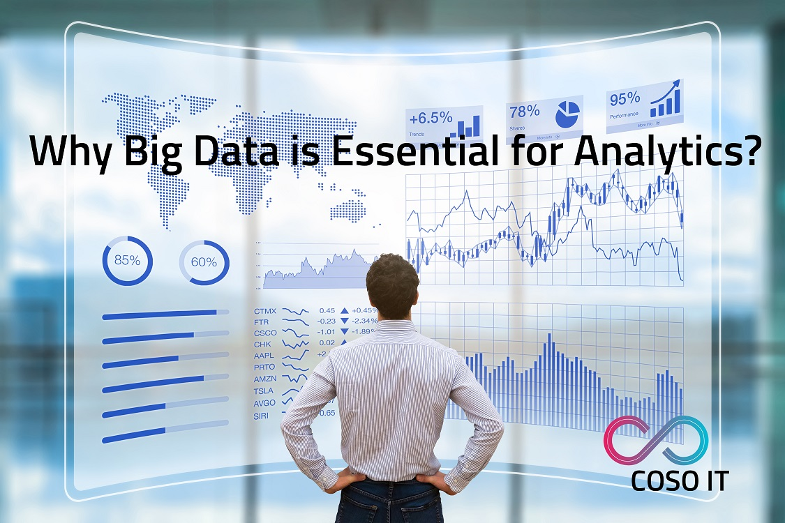 Why Big Data Is Essential For Analytics?